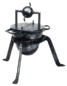 Modeldampklubben logo