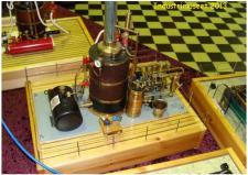11j, Poul Svensson har op til flere komplette Dampmaskinanlæg klar til at blive installeret i Dampbåde!