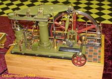 2a, Vippeboms Dampmaskine bygget af Gert Christiansen, Køge!