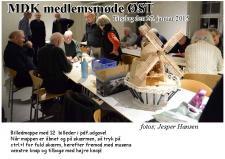 3d, Medlemsmøde i Øst! Foto; Jesper Hansen, København