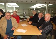 4j, Generalforsamling den 5. april på Jernbanemuseet i Odense! Foto; Sven-Eric ielsen, Hørning den 5. april 2014 på Jernbanemuseet i Odense