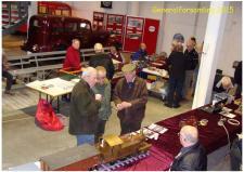 5a, Generalforsamling i ModelDampKlubben – her er det fra medlemsudstillingen for generalforsamlingen kl. 16:00 Foto Ks – den 21. marts 2015