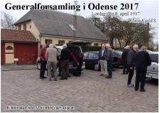 7c, ModelDampKlubbens årlige generalforsamling blev igen i år afholdt i Odense. Ks – 8. april 2017